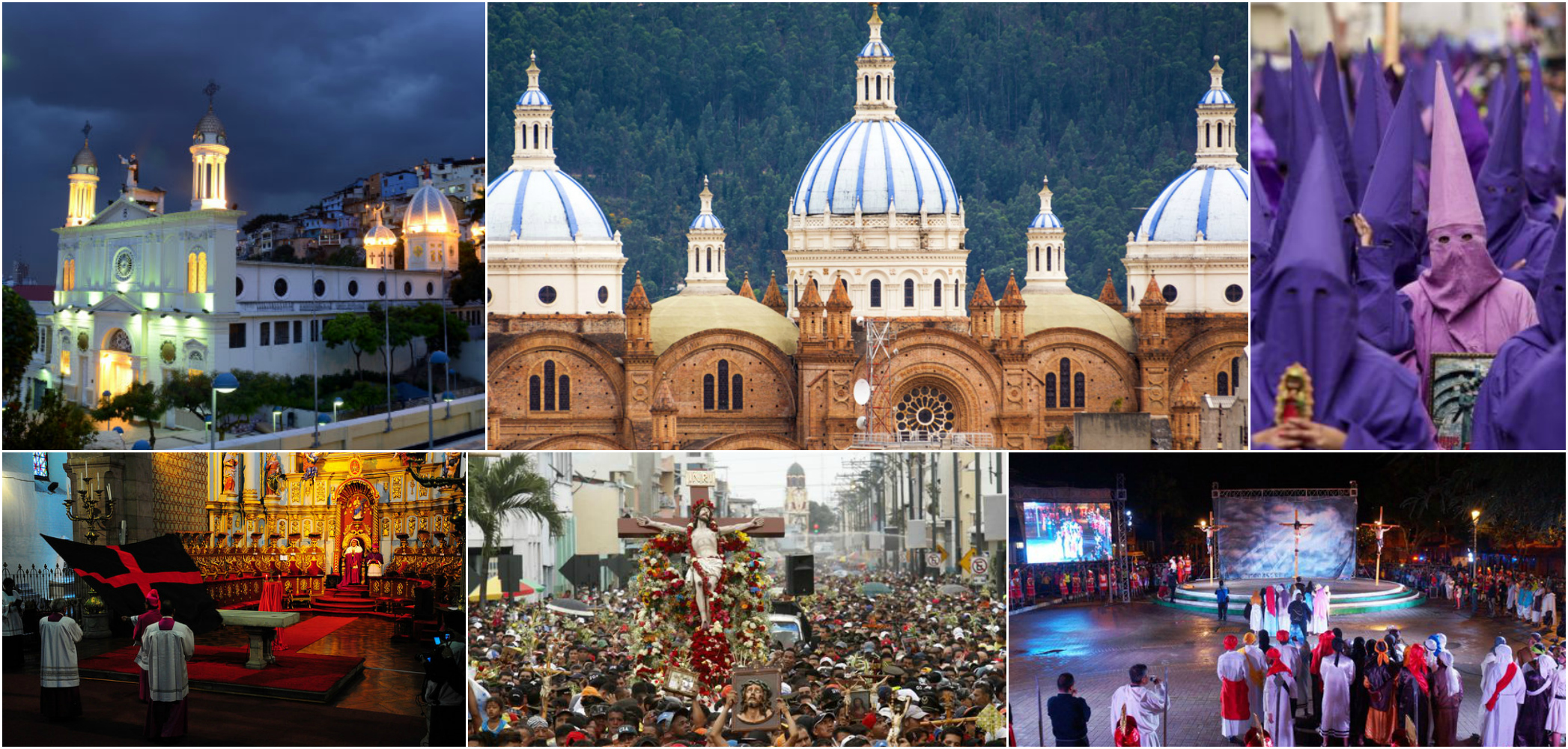 La Semana Santa en quito Ecuador, procesión de Jesus del ...   Semana Santa Quito