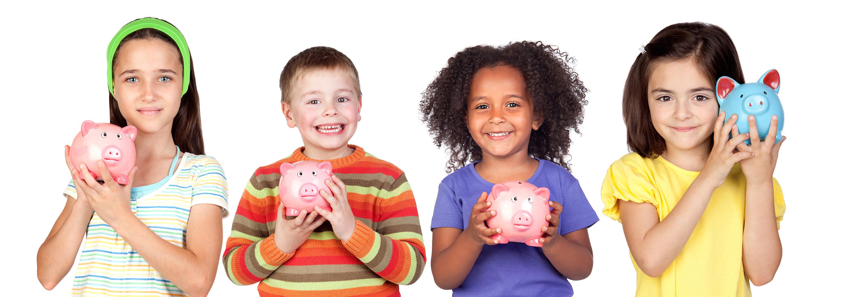 Fomentar el ahorro en los niños - Revista Vive